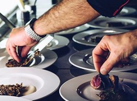 Restaurant Drives Sales by Targeting Local Businesses