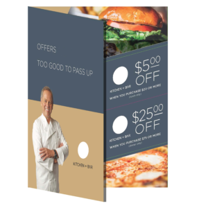 tri fold brochure for direct mail campaigns triadex services